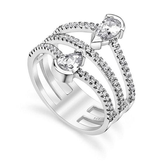 טבעת טיפות קלאסית