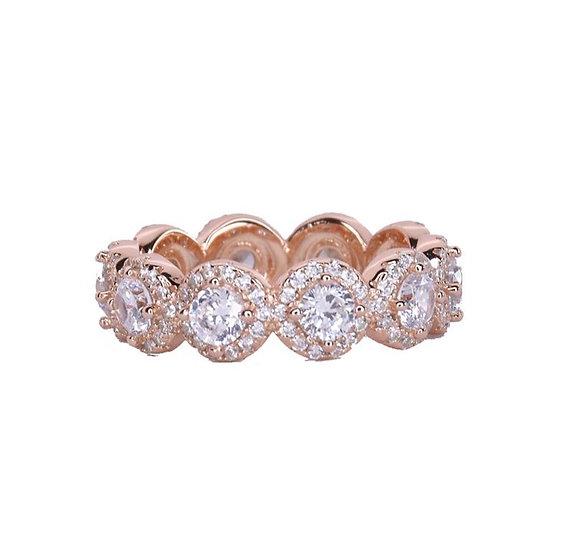 טבעת עיגולים מלאה