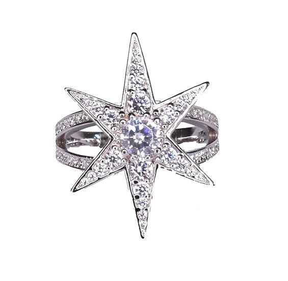 טבעת כוכב מוארך