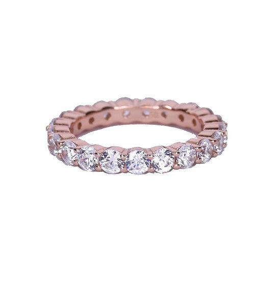 טבעת פס עבה