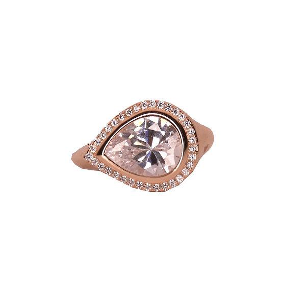 טבעת טיפה גדולה