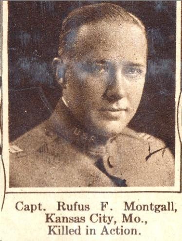 Captain Rufus Ford Monthall