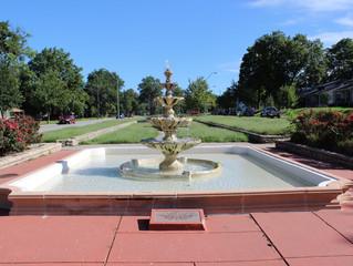 Harold D. Rice Memorial Fountain