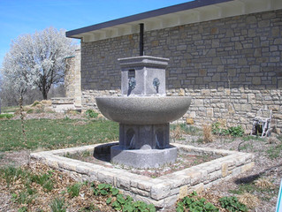 Intercity Horse Trough Fountain