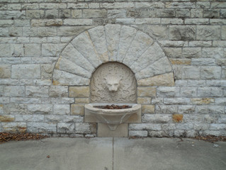 Observation Park Fountain