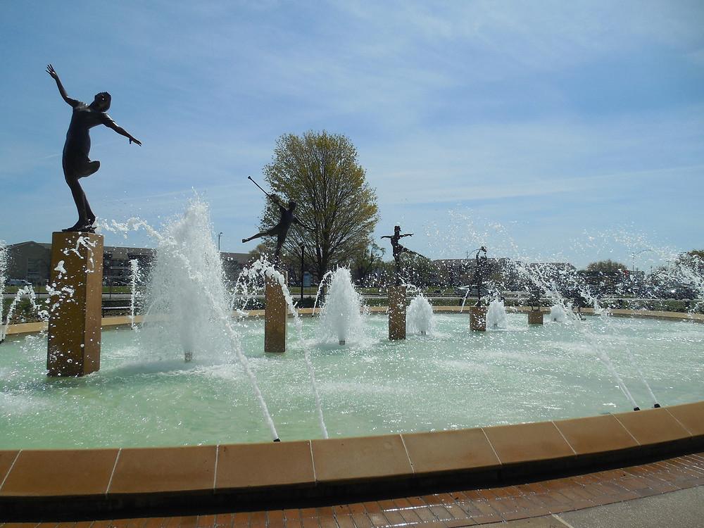 Children's Fountain, Photo by: Bradley Cramer