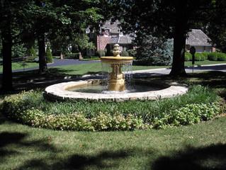 Tomahawk Fountain