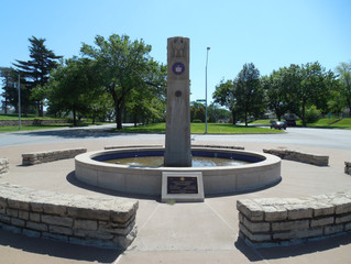 American War Mothers Memorial Fountain