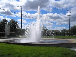 Lenexa Municipal Complex Fountain