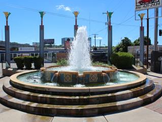 Westside Fountain