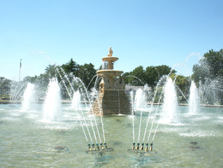 Sea Horse Fountain Re-dedication