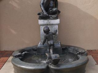 Allen Memorial Fountain