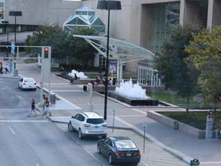 Crown Center Entrance Fountains