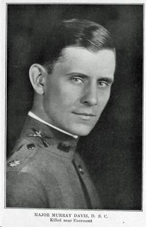 Major Murray Davis