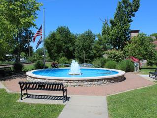 Parkville Spirit Fountain