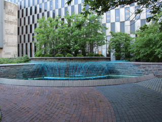 Richard Bolling Federal Building Fountain