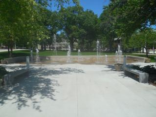 Rockhurst University Fountain