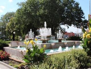 Kansas City Star Fountain