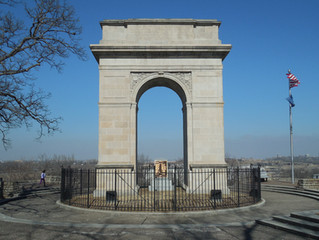 Rosedale World War I Memorial Arch