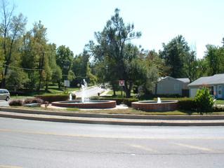 Eubank Memorial Fountain