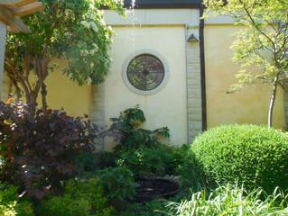 Secret Garden Fountains