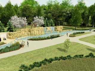 Chouteau Heritage Fountain Proposal
