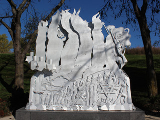 Memorial to the Six Million