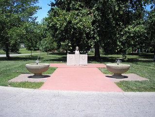 Mary A. Fraser Memorial Fountain