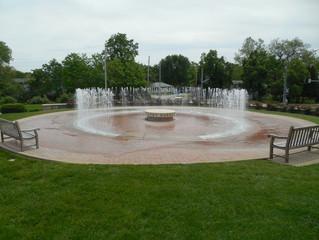 Terry Barnes Memorial Fountain