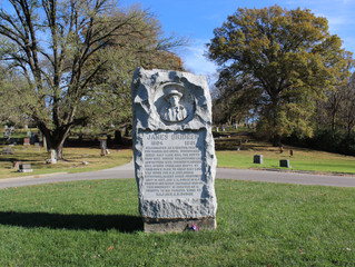 James Bridger Tombstone