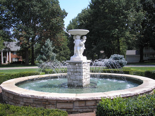Belinder Circle Fountain