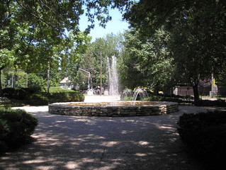 Joe D. Dennis Park Fountain