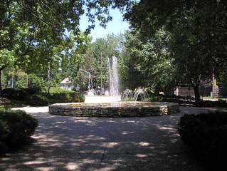 Joe D. Dennis Park Fountain