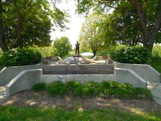 Bernard Powell Memorial Fountain