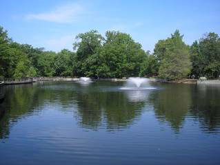 Antioch Park Fountains