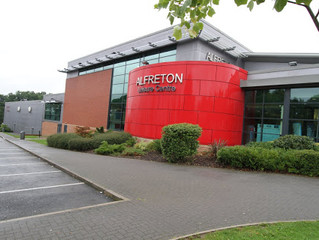 Alfreton Heart Of England Competition