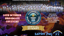 Guiness World Record Routine