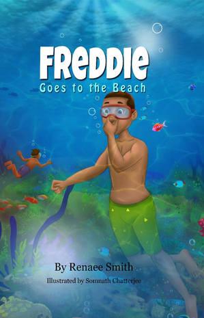 Freddie Goes to Beach