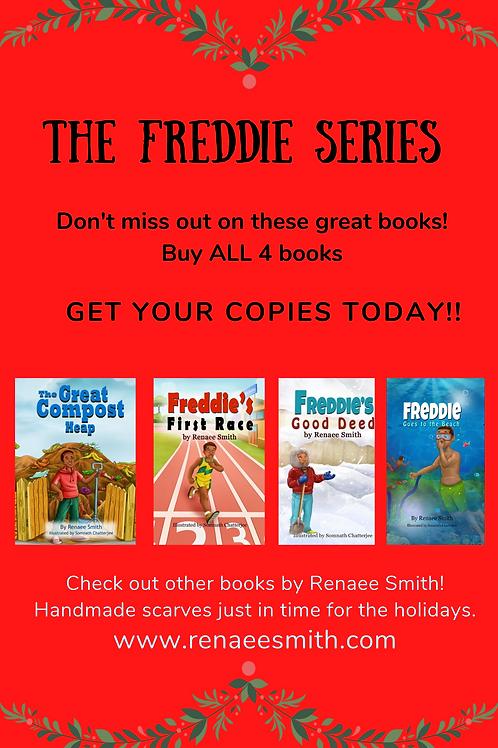 4 Pack Freddie Series