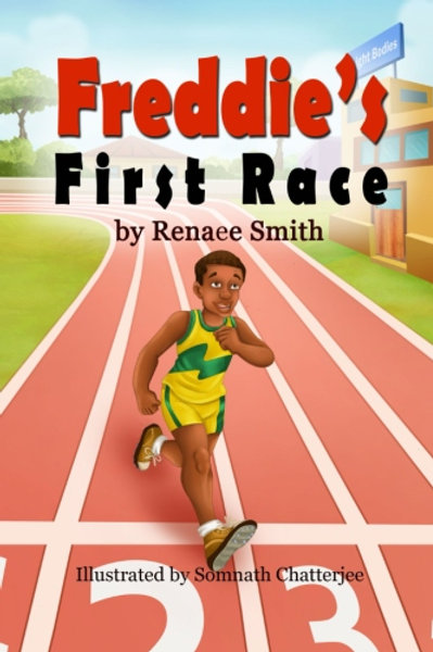 Freddie's First Race