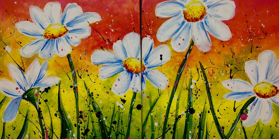 Double daisies, Mothers day special! Temecula