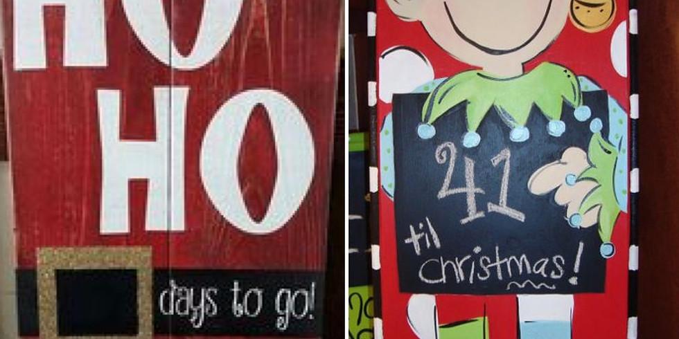 Santa is Coming / Holiday Countdown