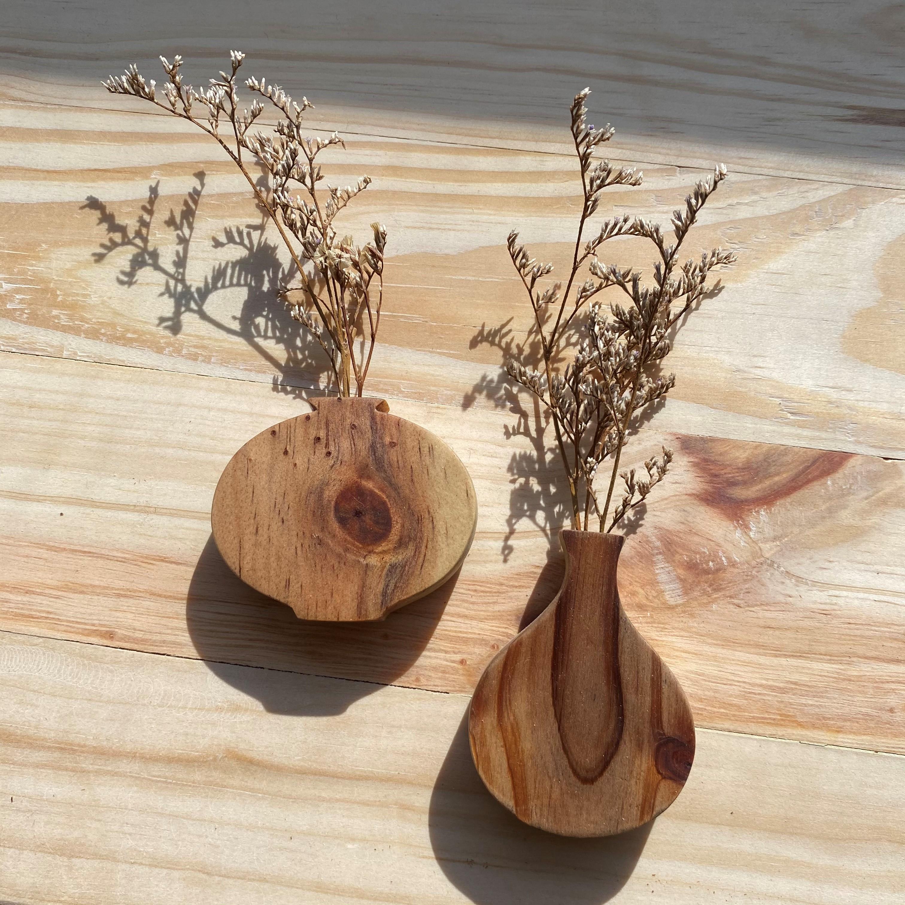 Fridge vase magnets workshop
