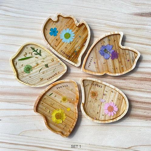TAO (桃) Coasters Set