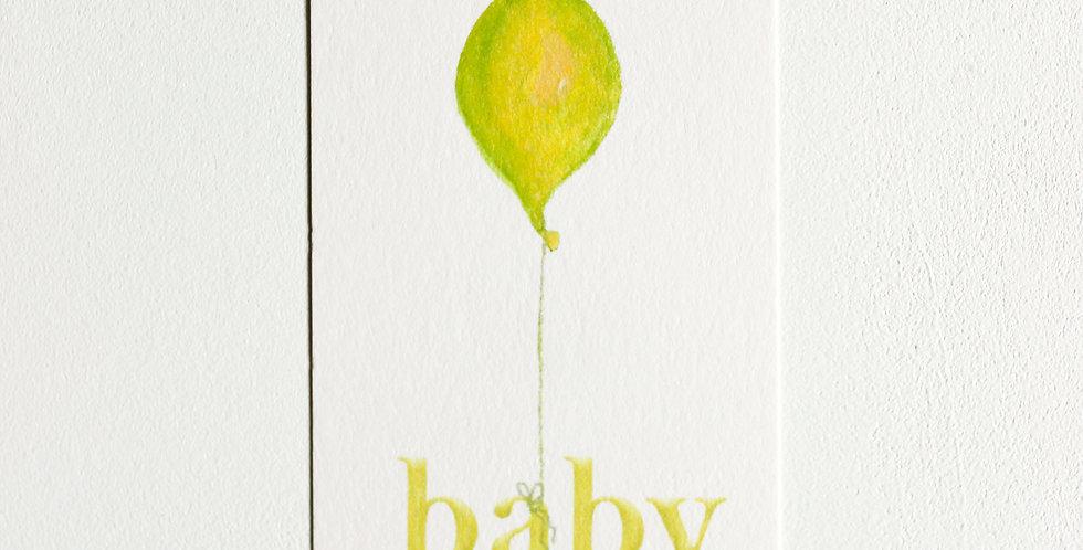 Gavelapp: Baby Gul
