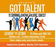 Ellesmere-Spring-Show-2017-J1017-Talent-