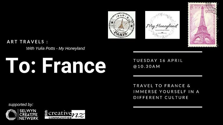 Art Travels France