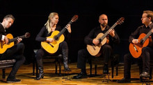 NZ Guitar Quartet - Two great locations in Selwyn
