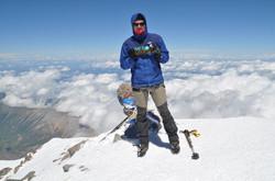 Mont Elbrus - Russia - 5642m - 07-2013
