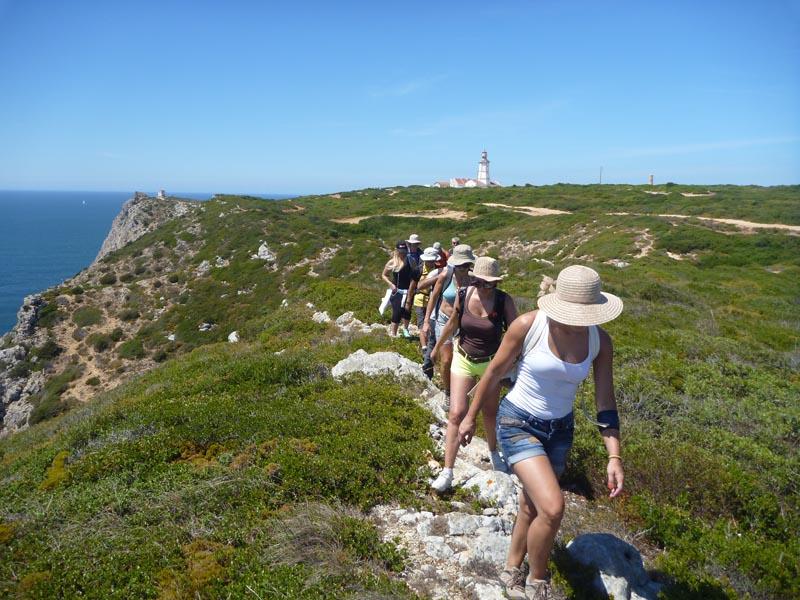 caminhada Espichel-25-08-2012